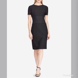 Ralph Lauren Women's Striped Sheath Dress RL423